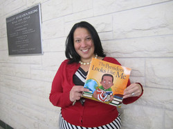 Mrs. Santiago has her copy!