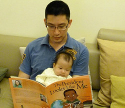 Story Time in Taiwan