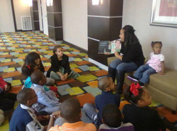 Author Tanya Book Reading