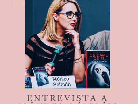 Mónica Salmón autora de 'Debajo de mi Piel' entrevista
