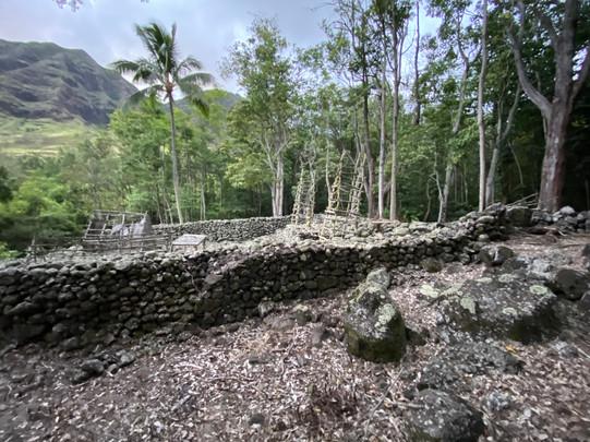 Heiau Hawaii