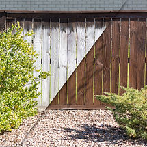 bigstock-Yard-Fence-Before-and-After-So-