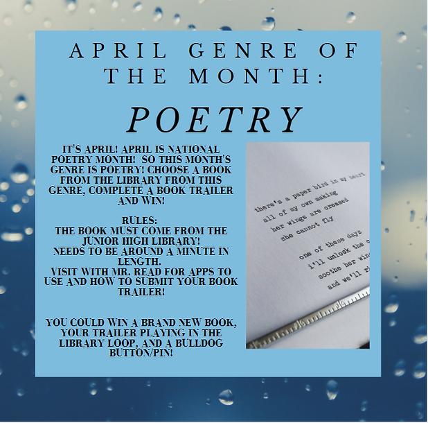 April Genre poetry.PNG