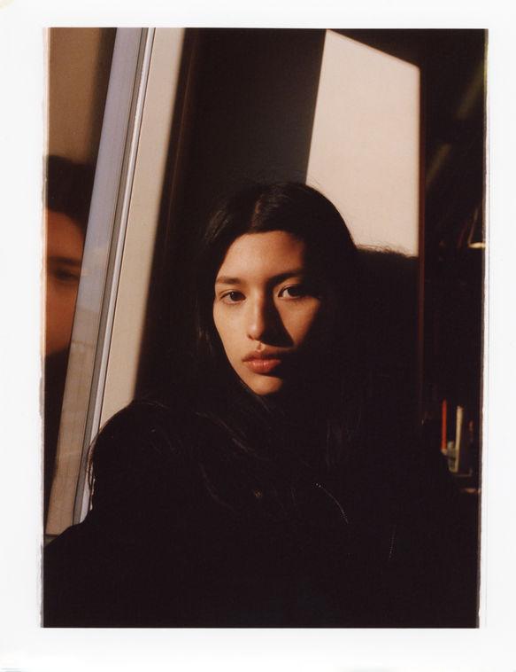 ELIZA  RUTSON . VOGUE HK