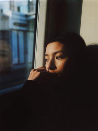 ELIZA  RUTSON .VOGUE HK