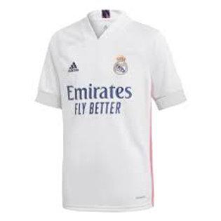 Camisa Real Madrid I 20/21
