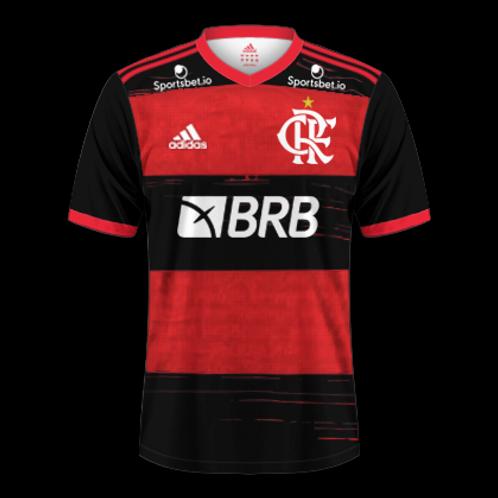 Camisa Flamengo I  20/21