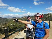 Mountain biking holidays