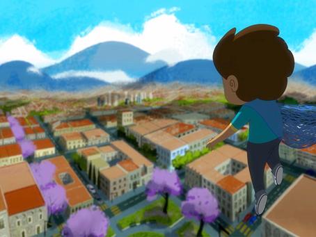'Mi Hermano Luca', un cortometraje animado mexicano que podría llegar a los Oscar 2021