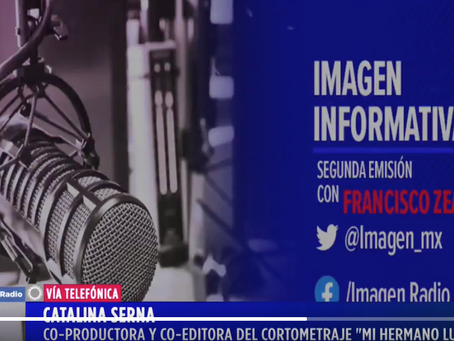 Entrevista en Imagen Radio