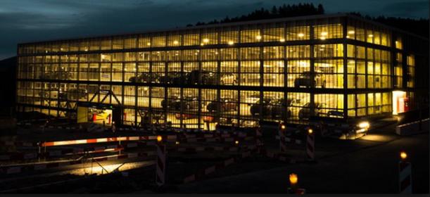 Parkhaus Spital Zofingen