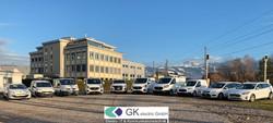 GK electric Fahrzeuge