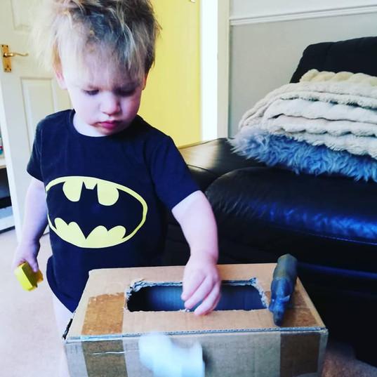 DIY Post Box