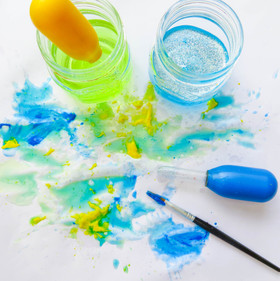 Pipette Painting