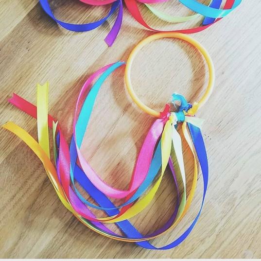 DIY Ribbon Ring