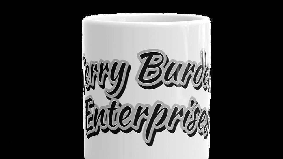 Terry Burden Official Mug