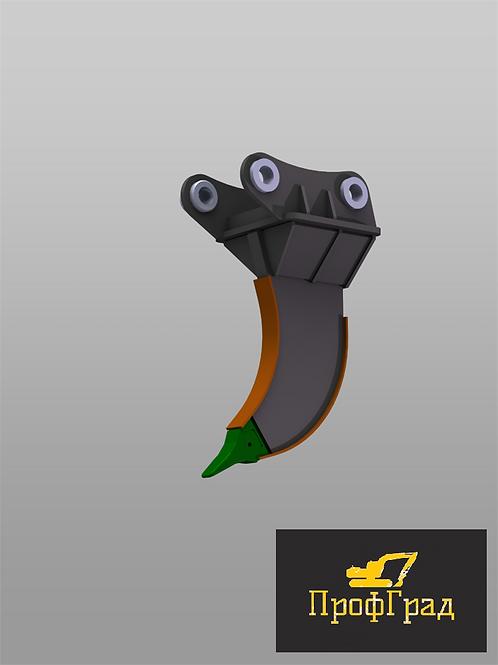 Клык-рыхлитель для мини-погрузчика 500мм