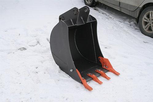 Ковш универсальный  600 мм. для экскаватора погрузчика