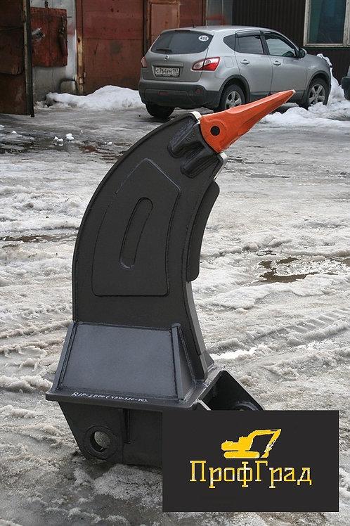 Клык-рыхлитель для экскаватора (рабочая часть 1200 мм)