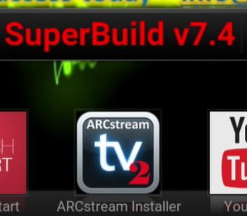 ARCstream version 7.4 out Today Feb 3rd