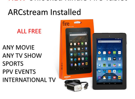 """New Kindle 7"""" Tablet"""