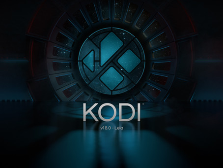 KODI 18 - Released but don't update just Yet