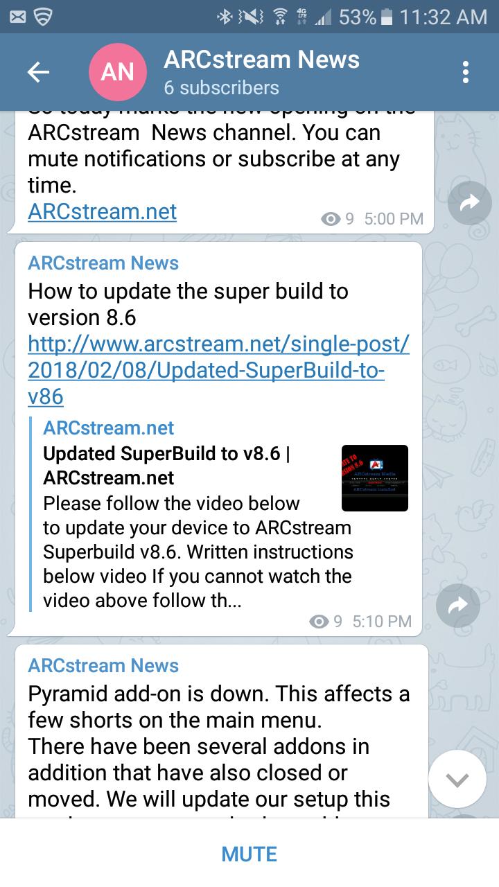 TELEGRAM APP - Get Information Instantly