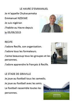 LE HAVRE d'EMMANUEL