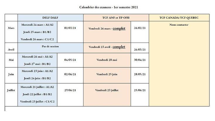 calendrier exam 2021.JPG