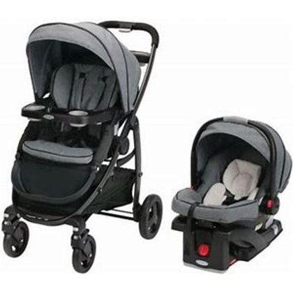 Graco Modes 3in1 Travel System w/ SnugRide