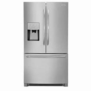 Frigidaire 26.8-cu ft French Door refrigerator withDual Ice Maker