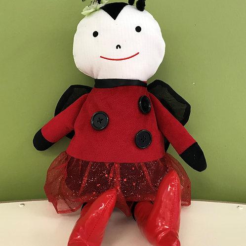 Woof & Poof Lady Bug Lady