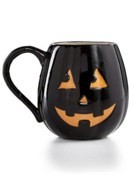 Martha Stewart Jack-O'-Lantern Mug