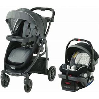 Graco Modes Bassinet LX 3in Travel System