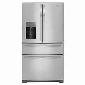 Whirlpool 26.2-cu ft 4-Door French Door Refrigerator
