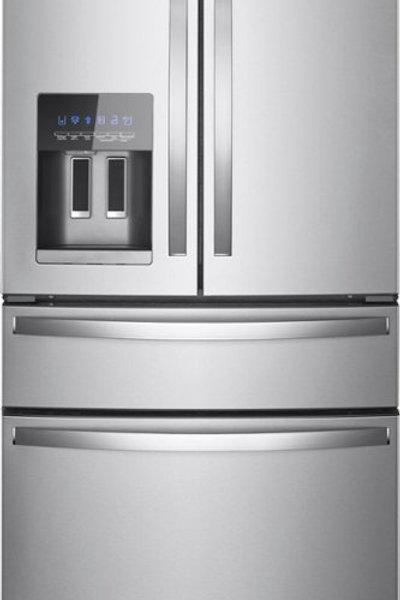 Whirlpool 24.5-cu ft 4-Door French Door refrigerator