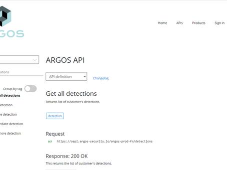 Write Custom Functionality with ARGOS APIs