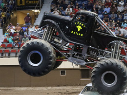 Zilla takes first in monster truck extravaganza