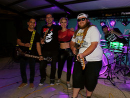 Silver Dust Band rocks on at Concho Pearl