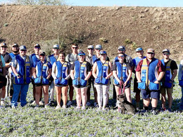 Rams Clay Target Team Claims National Title