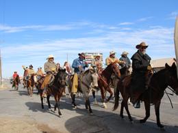 Santa Fe trail ride marks 16th year
