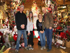 Olive's Annual Christmas Open House