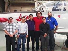 City, EDC approve funding for aircraft maintenance program