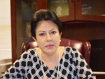 Nueva Cónsul de México en Del Rio, Texas