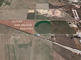 San Angelo Rail Port construction set to begin before end of year