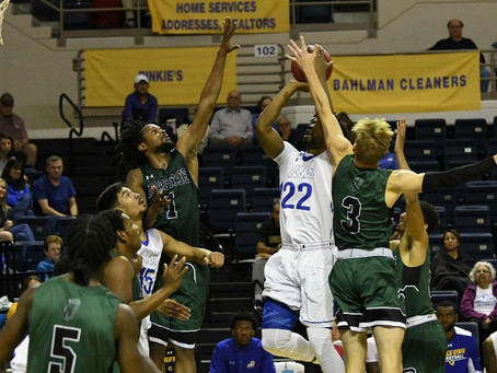 Singleton leads Rams to win over Rattlers