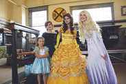 Wishful Parties Fulfill Kid's Dreams