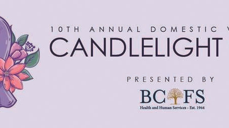 The 10th Annual Domestic Violence Candlelight Vigil