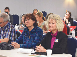 ISD Candidates, Appear at TEA Party Forum