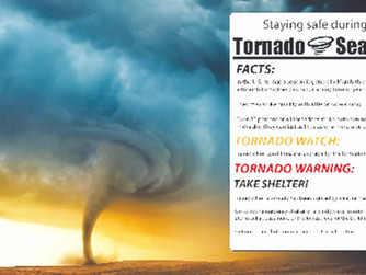 Tornado season and how to prepare